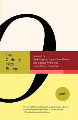 O. Henry Prize Stories 2002