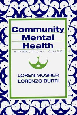 Community Mental Health: A Practical Guide