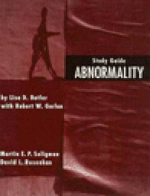 Study Guide: For Abnormality: Study Guide