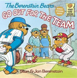 Berenstain Bears Go Out For Team