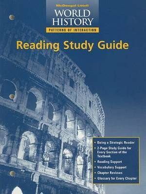 World History Reading Study Guide: Patterns of Interaction