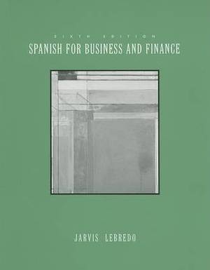 Spanish for Business and Finance
