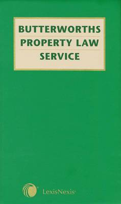Butterworths Property Law Service
