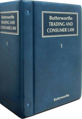 Butterworths Trading and Consumer Law