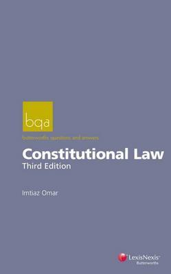 Butterworths Questions and Answers: Constitutional Law