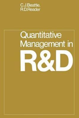 Quantitative Management in R & D