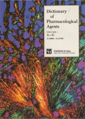 Dictionary of Pharmacological Agents