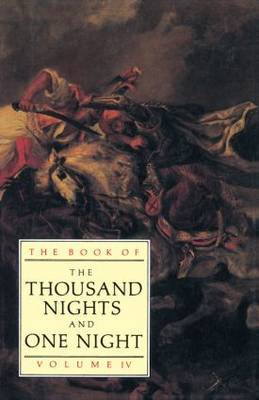The Book of the Thousand and One Nights (Vol 4)
