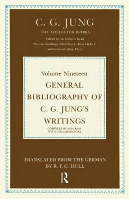General Bibliography of C.G. Jung's Writings: General Bibliography of C. G. Jung's Writings