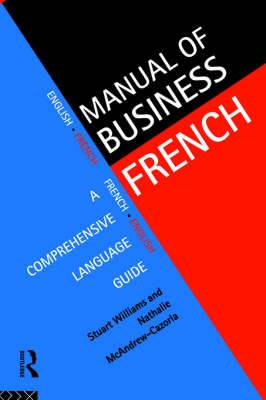 Manual of Business French: A Comprehensive Language Guide