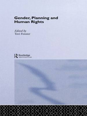 Gender, Planning and Human Rights