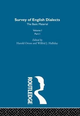 Survey Eng Dialects Vol1 Prt1