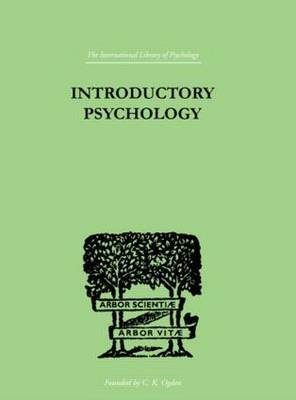 Introductory Psychology: An Approach for Social Workers
