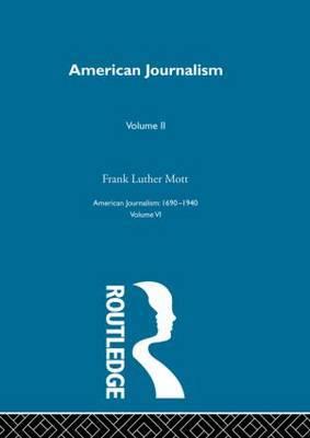 American Journalism: Pt. 2