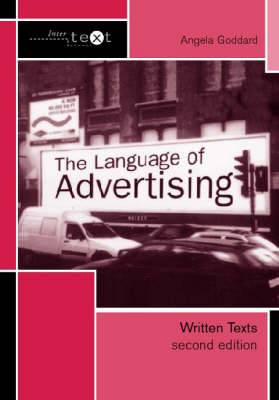 The Language of Advertising: Written Texts