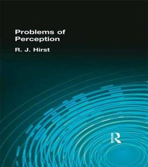 The Problems of Perception