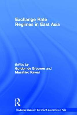 Exchange Rate Regimes in East Asia