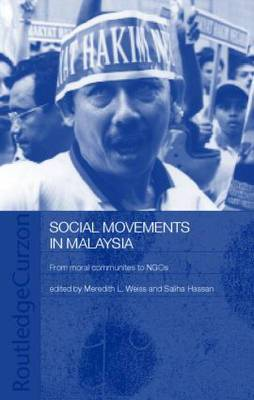Social Movement Malaysia: From Moral Communities to NGOs