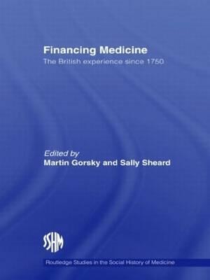 Financing Medicine