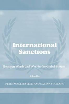 International Sanctions: Between Wars and Words