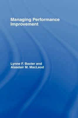 Managing Performance Improvement