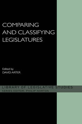 Comparing and Classifying Legislatures