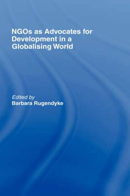 NGO's as Advocates for Development in a Globalising World