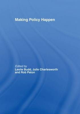 Making Policy Happen