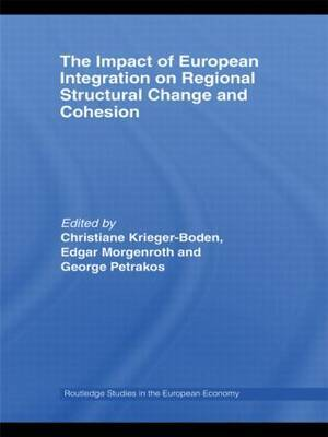 The Impact of European Integration on Regional Structural Change and Cohesion