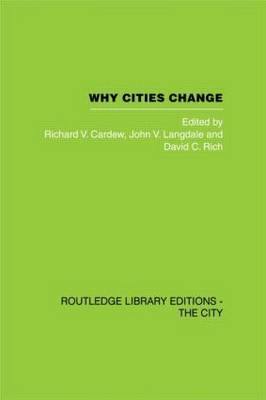 Why Cities Change: Urban Development and Economic Change in Sydney