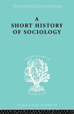 A Short History of Sociology
