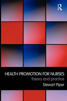 Health Promotion for Nurses: Theory and Practice
