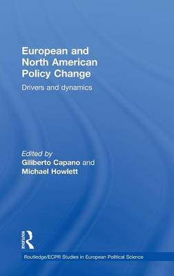 European and North American Policy Change: Drivers and Dynamics