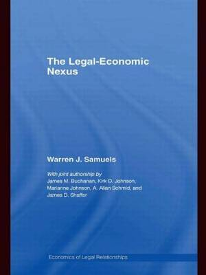 The Legal-Economic Nexus: Fundamental Processes