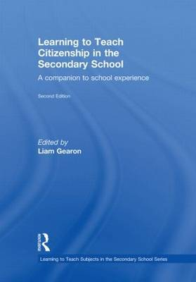 Learning to Teach Citizenship in the Secondary School