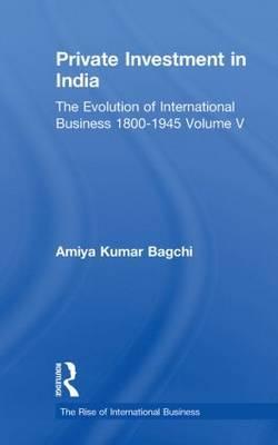 Private Investment India: Volume 5