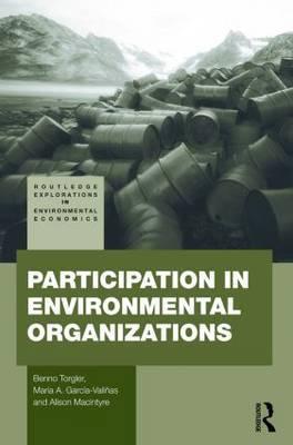 Participation in Environmental Organizations