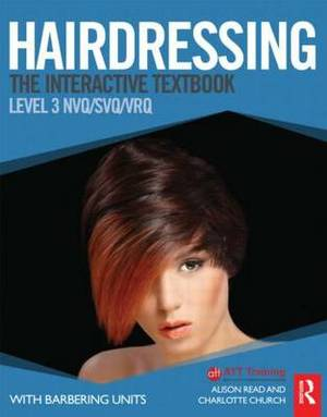 Hairdressing: Level 3: The Interactive Textbook