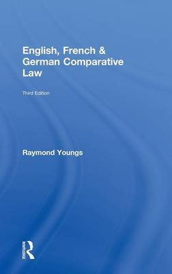 English, French and German Comparative Law