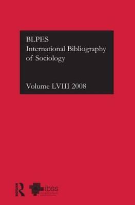 IBSS: Sociology: 2008: Vol. 58: Sociology