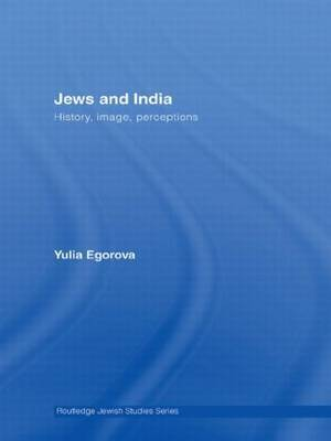 Jews and India: Perceptions and Image