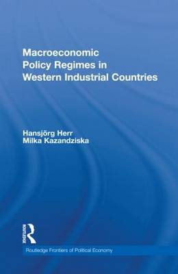 Macroeconomic Policy Regimes in Western Industrial Countries