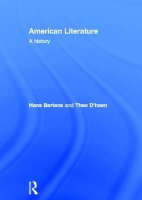 American Literature: A History