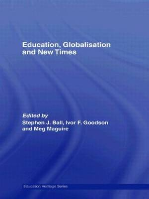 Education, Globalisation and New Times: 21 Years of the Journal of Education Policy
