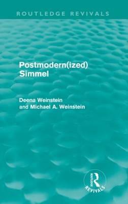 Postmodernized Simmel