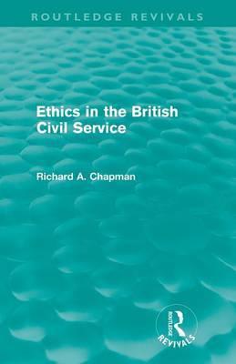 Ethics in the British Civil Service