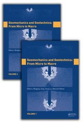 Geomechanics and Geotechnics: From Micro to Macro