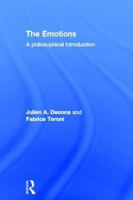 The Emotions: A Philosophical Introduction