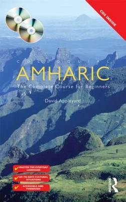 Colloquial Amharic: The Complete Course for Beginners
