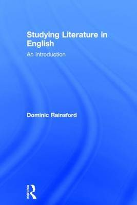 Studying Literature in English: An Introduction